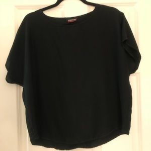 Tops - Black plain separate issue blouse!